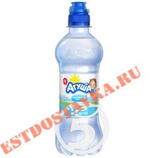 """Вода """"Агуша"""" для детей 330мл"""