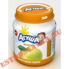 """Пюре """"Агуша"""" Яблоко фруктовое 0% 115г"""