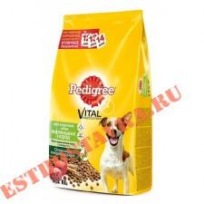 "Корм ""Pedigree"" Говядина для собак мелких пород (меньше 15кг) 2,2кг"