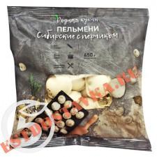 """Пельмени """"Родная Кухня"""" Сибирские с перчиком кат.В 450г"""