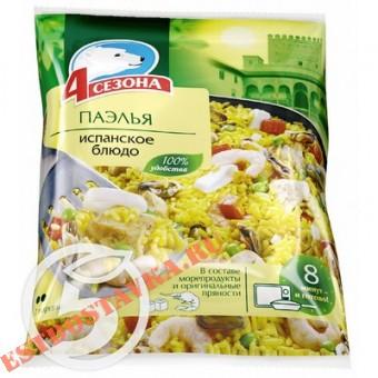 """Купить Паэлья """"4 Сезона"""" 600г"""