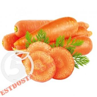Купить Морковь мытая 1кг