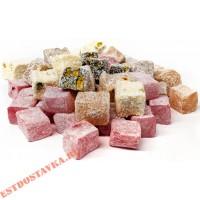 Восточные сладости Локум лесная ягода 160г