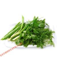 Зелень Ассорти лук, укроп и петрушка 70г