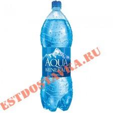 """Вода """"Aqua Minerale"""" питьевая газированная 2л"""