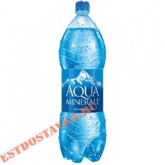 """Купить Вода """"Aqua Minerale"""" питьевая газированная 2л"""