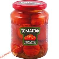 Томаты Томатоф маринованные, красные 720мл