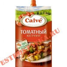 """Кетчуп """"Calve"""" Томатный 350г"""