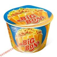 """Лапша """"Big Bon"""" с соусом с говядиной гриль быстрого приготовления 95г"""