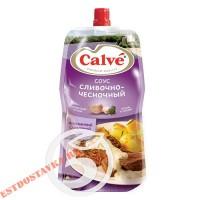 """Соус """"Calve"""" Сливочно-чесночный для мяса 28Х230г"""