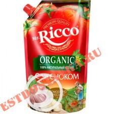 """Кетчуп """"Mr. Ricco"""" Pomodoro Speciale с чесноком 350г"""
