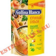 "Бульон ""Gallina Blanca"" куриный рассыпчатый 90г"