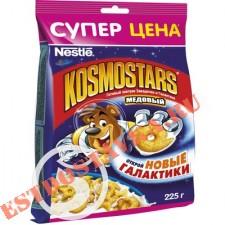 """Готовый завтрак """"Kosmostars"""" Медовый 225г"""