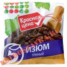 """Виноград """"Красная Цена"""" сушеный темный 100г"""