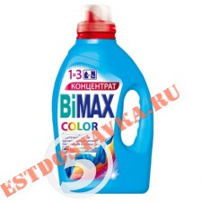 "Гель-концентрат ""Bimax"" Color для стирки 1500г"