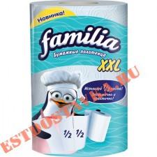 Полотенца Familia Xxl бумажные 2 слоя 1шт