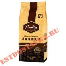 """Кофе """"Paulig"""" Arabica в зернах 250г"""