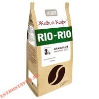 """Кофе """"Живой Кофе"""" Rio-Rio молотый 200г"""