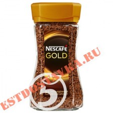 "Кофе ""Nescafe"" Gold 190г"