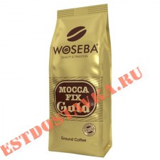 "Кофе ""Woseba"" Mocca Fix Gold молотый 250г"