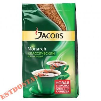 """Купить Кофе """"Jacobs"""" Monarch Классический молотый 230г"""