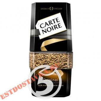 """Купить Кофе """"Carte Noire"""" растворимый 95г"""