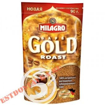 """Купить Кофе """"Milagro"""" Gold Roast растворимый 90г"""
