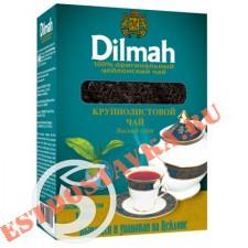 "Чай ""Dilmah"" Цейлон крупнолистовой черный 100г"