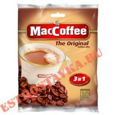 """Напиток """"Maccoffee"""" 3в1 кофейный растворимый 10шт*20г"""