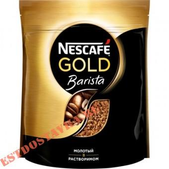 """Купить Кофе """"Nescafe"""" Gold Barista Style растворимый 75г"""