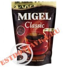 """Кофе """"Migel"""" Classic натуральный растворимый гранулированный 75г"""