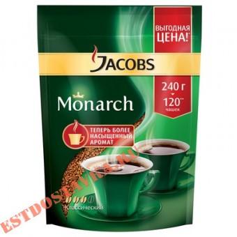 """Купить Кофе """"Jacobs"""" Monarch 240г"""