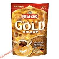 """Кофе """"Milagro"""" Gold Roast растворимый 75г"""