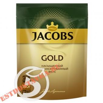"""Купить Кофе """"Jacobs"""" Monarch Gold растворимый 140г"""