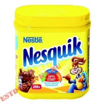 """Купить Какао """"Nesquik"""" в пластиковой банке 250г"""