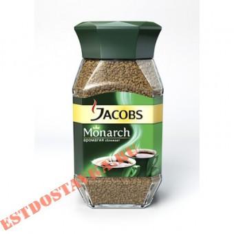 """Купить Кофе """"Jacobs"""" Monarch растворимый 95г"""
