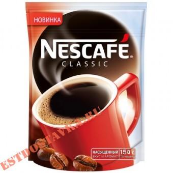 """Купить Кофе """"Nescafe"""" Classic натуральный, растворимый 150г"""