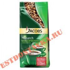"Кофе ""Jacobs"" Monarch Classic зерно 230г"