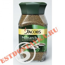 "Кофе ""Jacobs"" Monarch растворимый 190г"