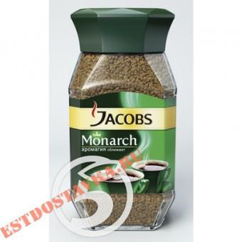 """Купить Кофе """"Jacobs"""" Monarch растворимый 190г"""
