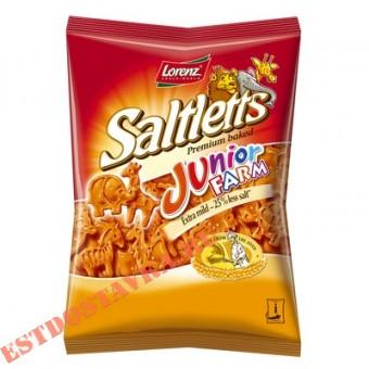 """Купить Соленый снэк """"Lorenz"""" Saltletts Junior Farm 100г"""