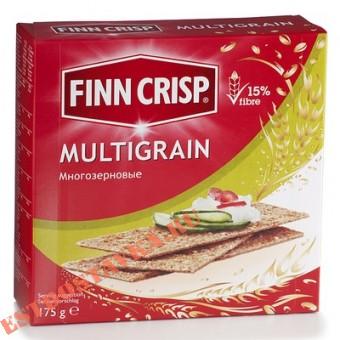 Купить Сухарики Finn Crisp Multigrain многозерновые 175г