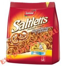 """Крендели """"Lorenz"""" с солью Saltletts классические 150г"""