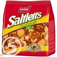 """Снеки """"Lorenz"""" Saltletts Cocktail Mix Коктейльная смесь 180г"""