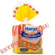 Хлеб Harrys с отрубями 515г