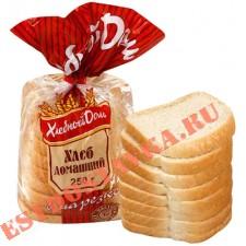 Хлеб Хлебный дом Домашний в нарезке 250г