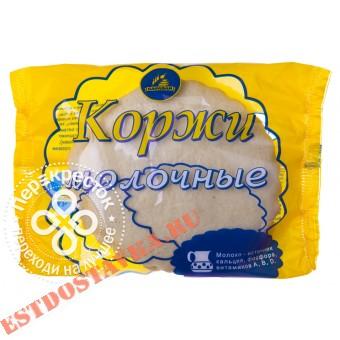 Купить Коржи Каравай молочный 2шт. 75г