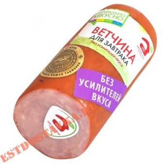 """Купить Ветчина """"Мд Бородина"""" для завтрака в/у 500г"""