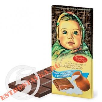 """Купить Шоколад """"Аленка"""" Много Молока 100г"""