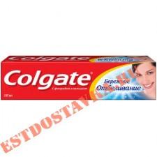 """Зубная паста """"Colgate"""" Бережное Отбеливание 100мл"""